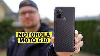 Motorola Moto G10 - Was kann ein unter 150 Euro Smartphone? | Instant Review (deutsch)