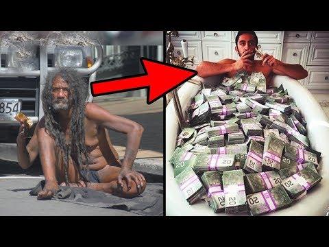 Самый богатые люди мира за всю историю