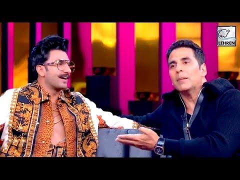 Akshay Kumar Takes A Dig At Ranveer Singh On Koffe