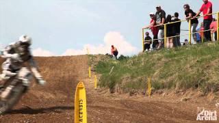 preview picture of video 'mx3-OPEN - Międzynarodowe Mistrzostwa Czeskiej Republiki - MMCR 2011 petrovice relacja'