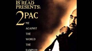 2Pac - Heavy i the game [Me against the world]