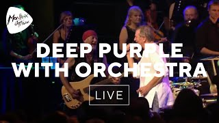Deep Purple with Orchestra - Black Night ( Live At Montreux 2011)