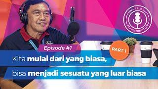 #BINUSPodcast Episode 1 Part 1- Kita mulai dari yang biasa, bisa menjadi sesuatu yang luar biasa