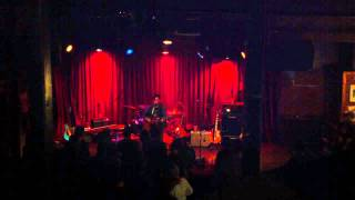 The Damnwells - Electric Harmony (acoustic) -  St Louis, MO 4-14-11