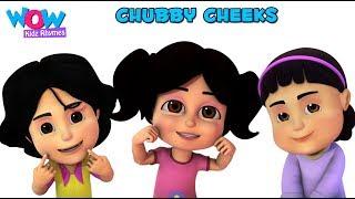 Chubby Cheeks, Dimple Chin Rhyme | Nursery Rhymes and Kids Songs with Vir and Imli | WowKidz Rhymes