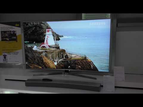 Einsteiger-UHD-TVs 2017 von Samsung (MU6509, MU6409 & MU6179)