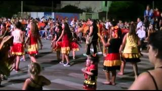 preview picture of video 'Carnaval en Tandil'