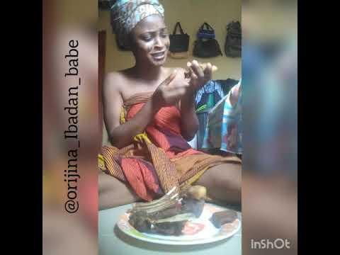 Ileya festival comedy skit....funny videos Watch, Subscribe and follow on IG @orijina_ibadan_babe