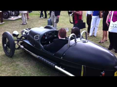 Morgan Motor 3 Wheeler