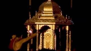 Golden chariot, Mookambika temple, Kollur