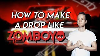HOW TO MAKE A ZOMBOY DROP | BORN TO SURVIVE REMAKE