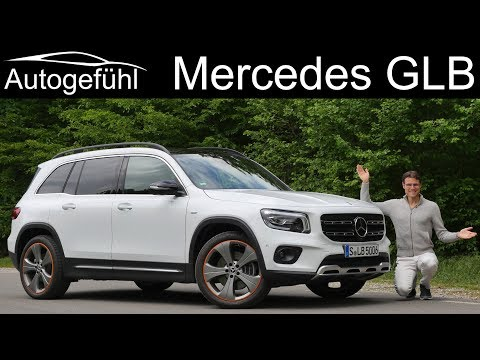 External Review Video lbR8IQVkjU8 for Mercedes-Benz GLB-Class Crossover (X247)