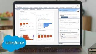 Salesforce Consumer Goods Cloud Demo