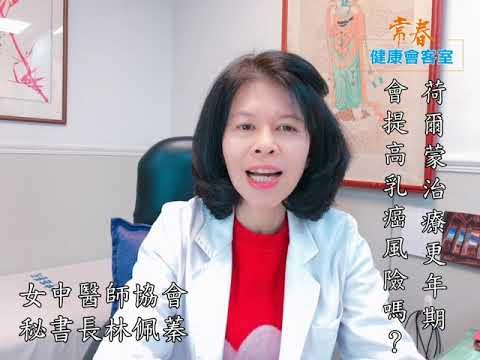 荷爾蒙治療更年期 會提高乳癌風險嗎?