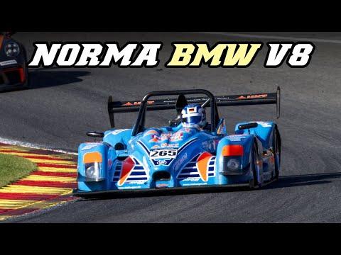 Norma M20FC BMW V8 - Z4 GT3 sounds