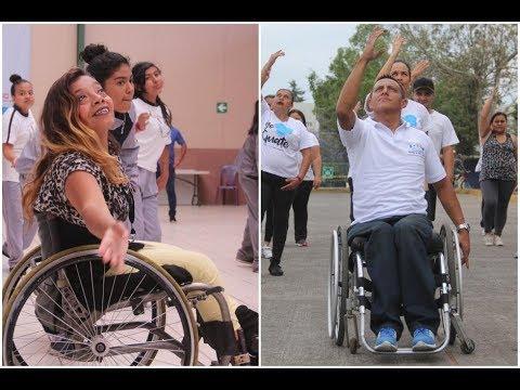 Dora y Víctor, vencen obstáculos con el baile