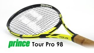 Prince Tour Pro 98 Racquet video