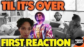 Anderson Paak   Til It's Over REACTIONREVIEW (Jungle Beats)