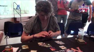 preview picture of video 'National All Star Magic: The Gathering 2013'