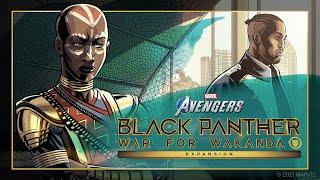 Road to Wakanda: Children of T'Chaka   Marvel's Avengers Trailer