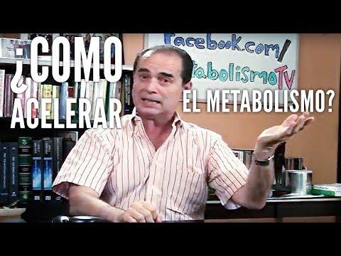 Episodio #3: ¿Cómo acelerar el metabolismo para bajar de peso más rápidamente