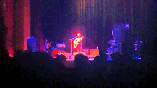 Ani DiFranco ~ Reckoning ~ Buskirk-Chumley Theater Bloomington IN 9/26/12