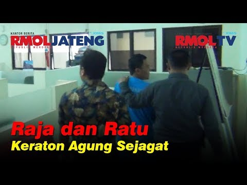 Polisi Limpahkan Berkas Raja dan Ratu Kraton Agung Sejagat ke Kejaksaan