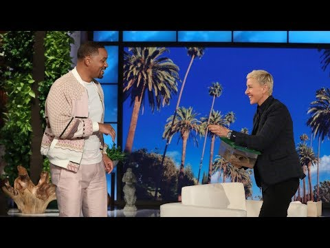 Does Will Smith Confront His Fear of Mice?