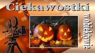 Ciekawe, śmieszne dynie na Halloween.