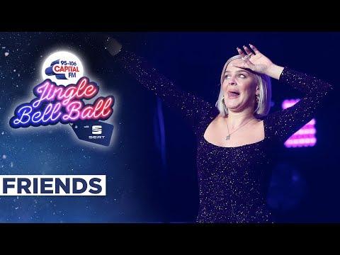 Anne-Marie - Friends (Live at Capital's Jingle Bell Ball 2019) | Capital