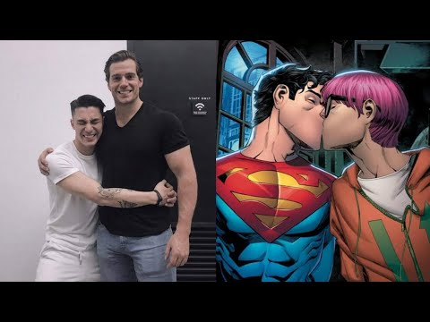HENRY CAVILL - GAY Moments & FUN Things you didn't know
