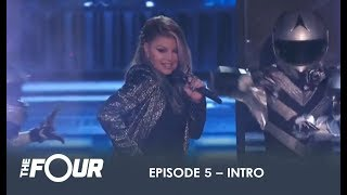 'The Four' BEST Intro With SURPRISE Appearance By Host Fergie! | S1E5 | The Four
