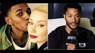 Derrick Rose Says Woman Suing him for $21.5 Million also Slept with Nick Young and isn't a Prude.
