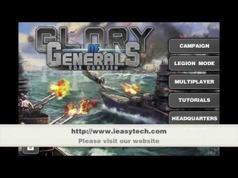 Video of Glory of Generals :Pacific