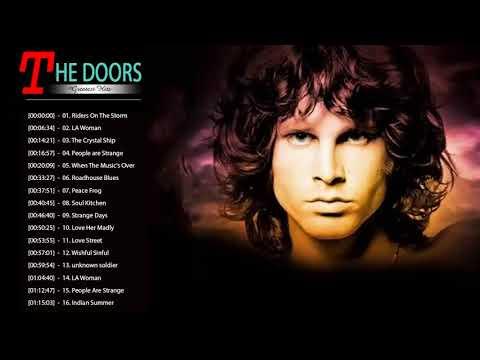 The Doors Greatest Hits - The Best of The Doors Full Album 2018