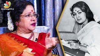 Gambar cover Jayachitra in Conversation with Savitri | Interview, Nadigaiyar Thilagam | Keerthy Suresh