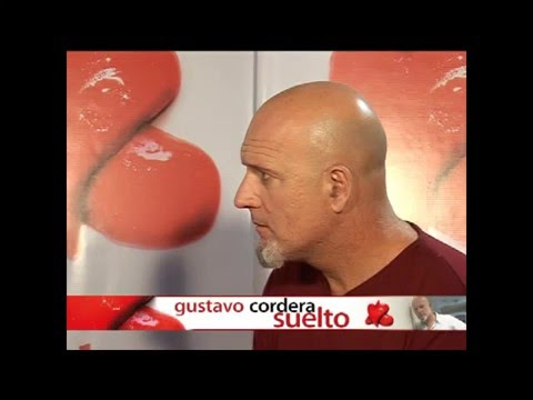 Gustavo Cordera video Cordera Suelto - Entrevista CM 2009