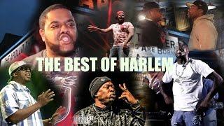 WHO IS HARLEM'S BEST BATTLE RAPPER??? THE DOCUMENTARY (RE UPLOAD)