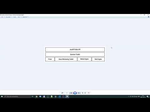 JavaFX Bevezetés
