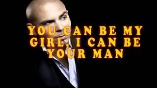 Pitbull - Hey Baby ft. T-Pain (Drop It To The Floor) W/ Lyrics