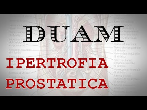 Preso come analisi video della prostata
