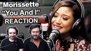"""Morissette - You And I"" Singers Reaction"