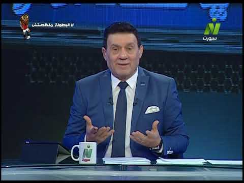 مدحت شلبي: محمد النني فخر العرب