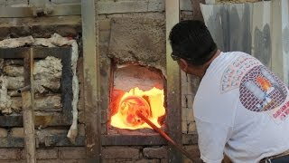 Blown Glass Factory - Los Cabos