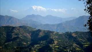 preview picture of video 'अन्नपूर्णा    Annapurna from Tansen'