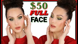 FULL FACE OF ELF MAKEUP FOR ONLY $50   The Glam Belle