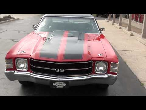 Video of '71 Chevelle SS - QKGX