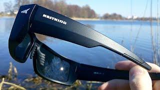 Каким цветом выбрать поляризационные очки для рыбалки