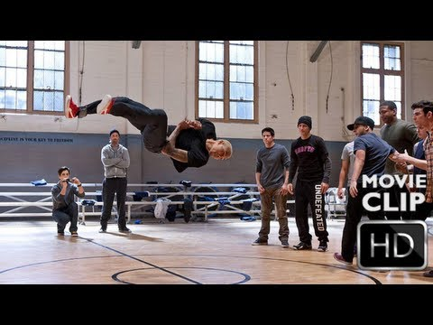 Battle of the Year Clip - Just Dance - Chris Brown - Sony Pictures 2013
