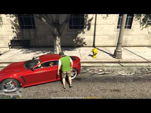 Grand Theft Auto V - Сюжет 4 - VspishkaGame [PC 60 fps 1080p]